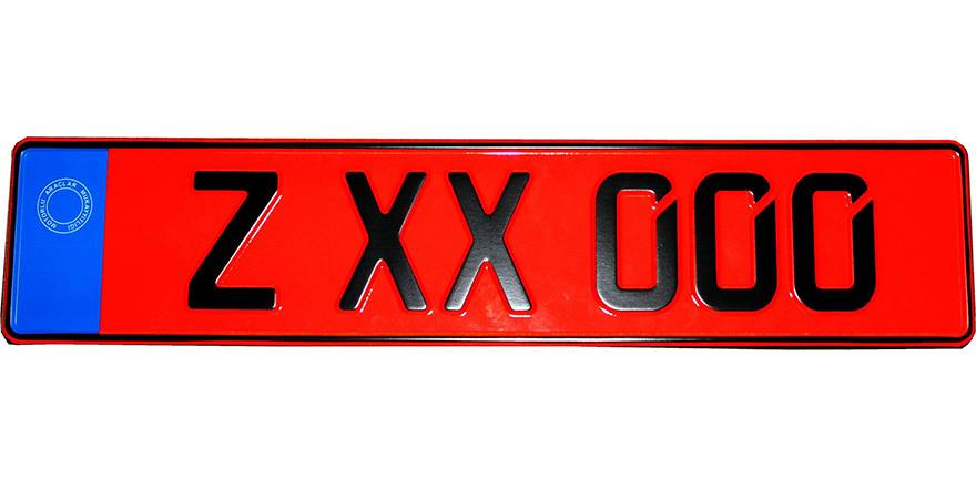Красные номера вернутся на арендованные машины 2 июля