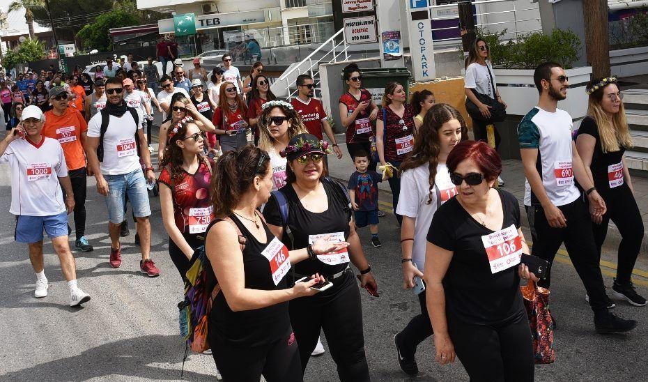 Ходим ради здоровья женщин