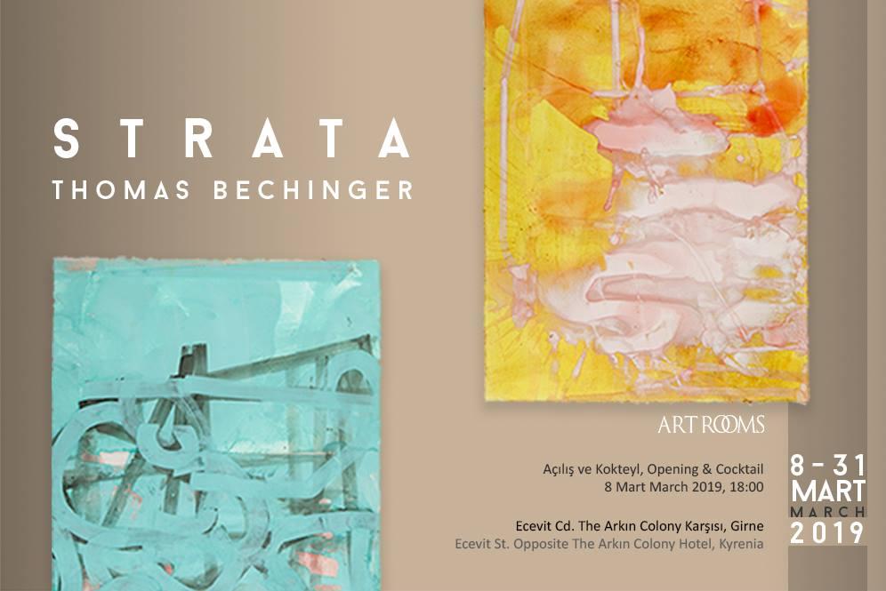 Выставка немецкого художника Thomas Bechinger в Art Rooms