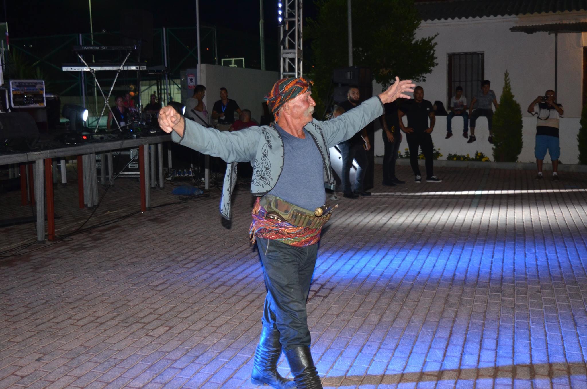Фестиваль моря в Алсанджаке