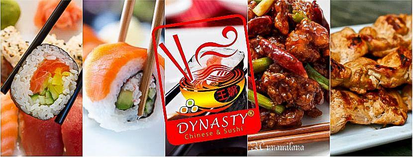 Кафе азиатской кухни «Dynasty Chinese & Sushi»