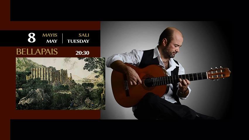 Живое выступление Flamenco Guitar Recital