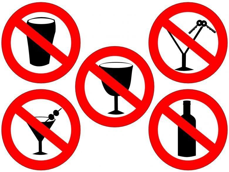 На заправках больше не будут продавать алкоголь