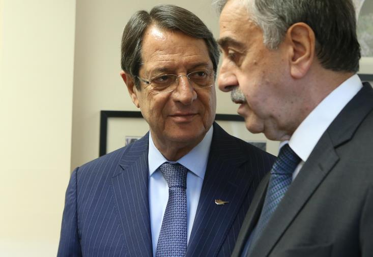 Лидеры двух кипрских общин встретились впервые за девять месяцев
