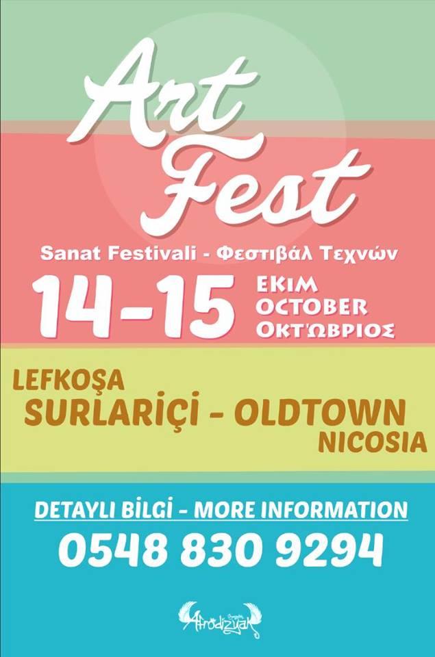 Арт-фестиваль в Никосии