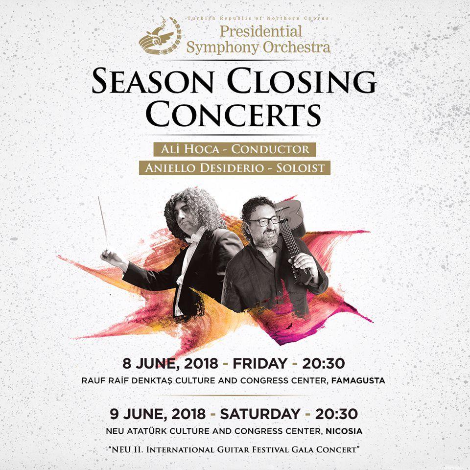 Закрытие сезона концертов живой музыки