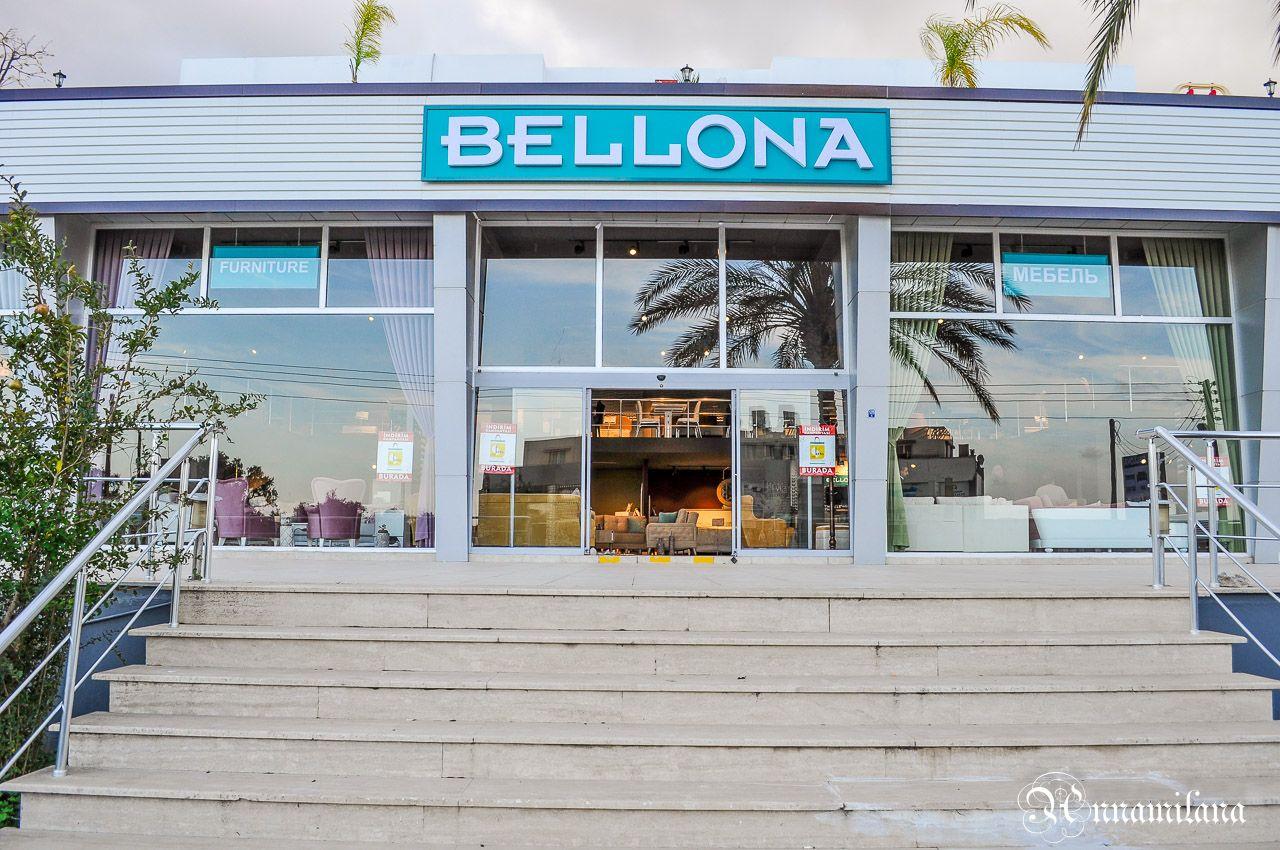 Магазин мебели «Bellona»
