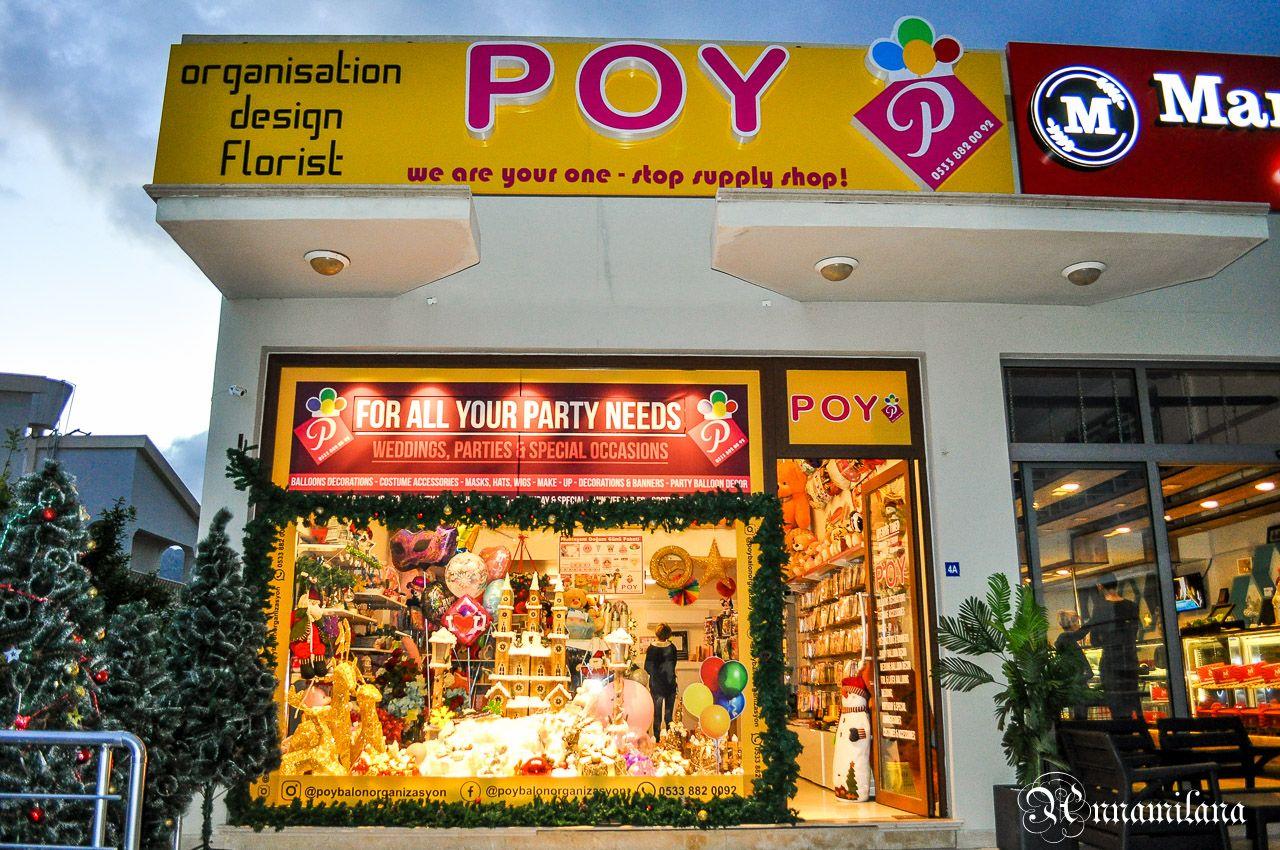 «POY» - магазин для вашего праздника