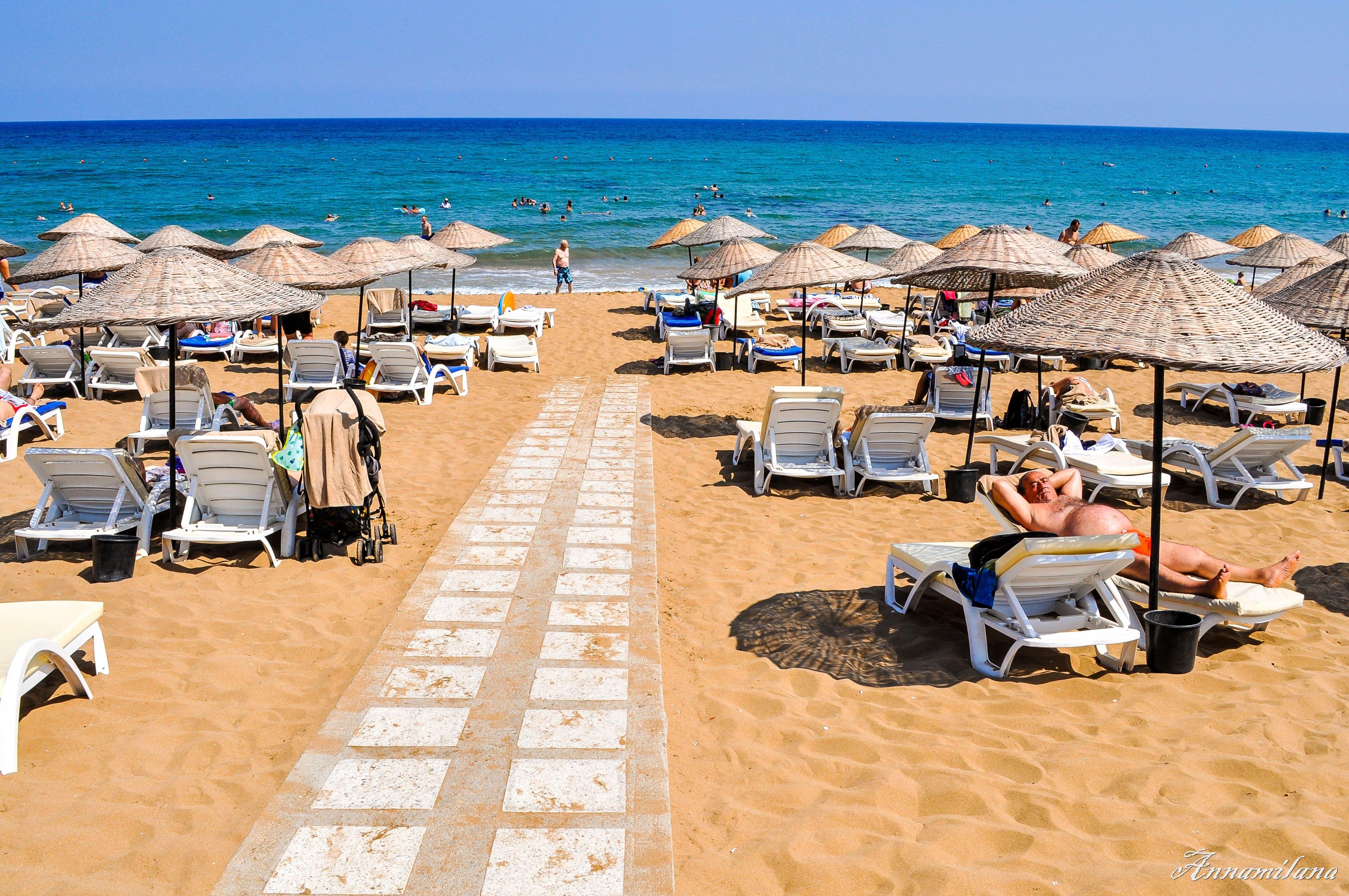 """Пляж отеля """"Акапулько"""""""