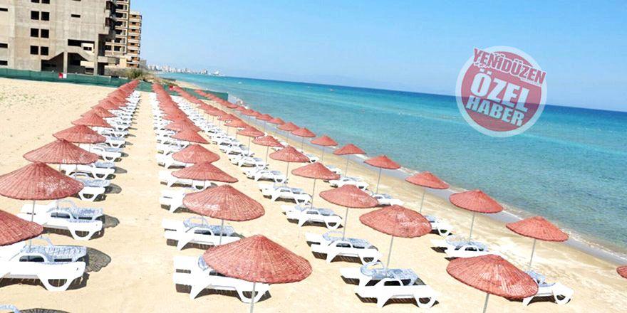 Пляж Деринии готов к открытию