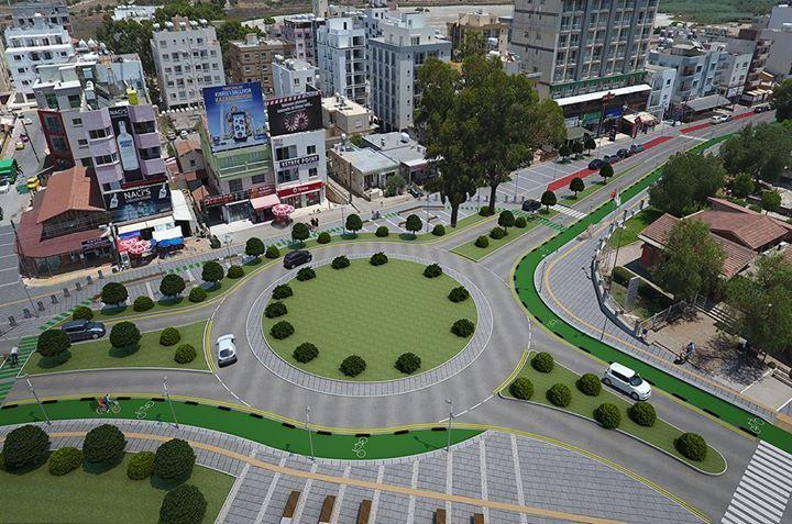 Одна из главных улиц Фамагусты преобразится