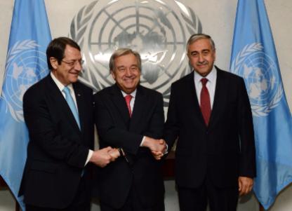 ООН: Конференция по Кипру состоится в Женеве до конца июня