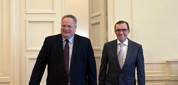 МИД Греции подключился к кипрскому урегулированию