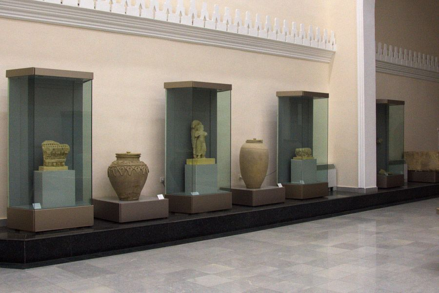 Археологический музей в Искеле откроется через два месяца