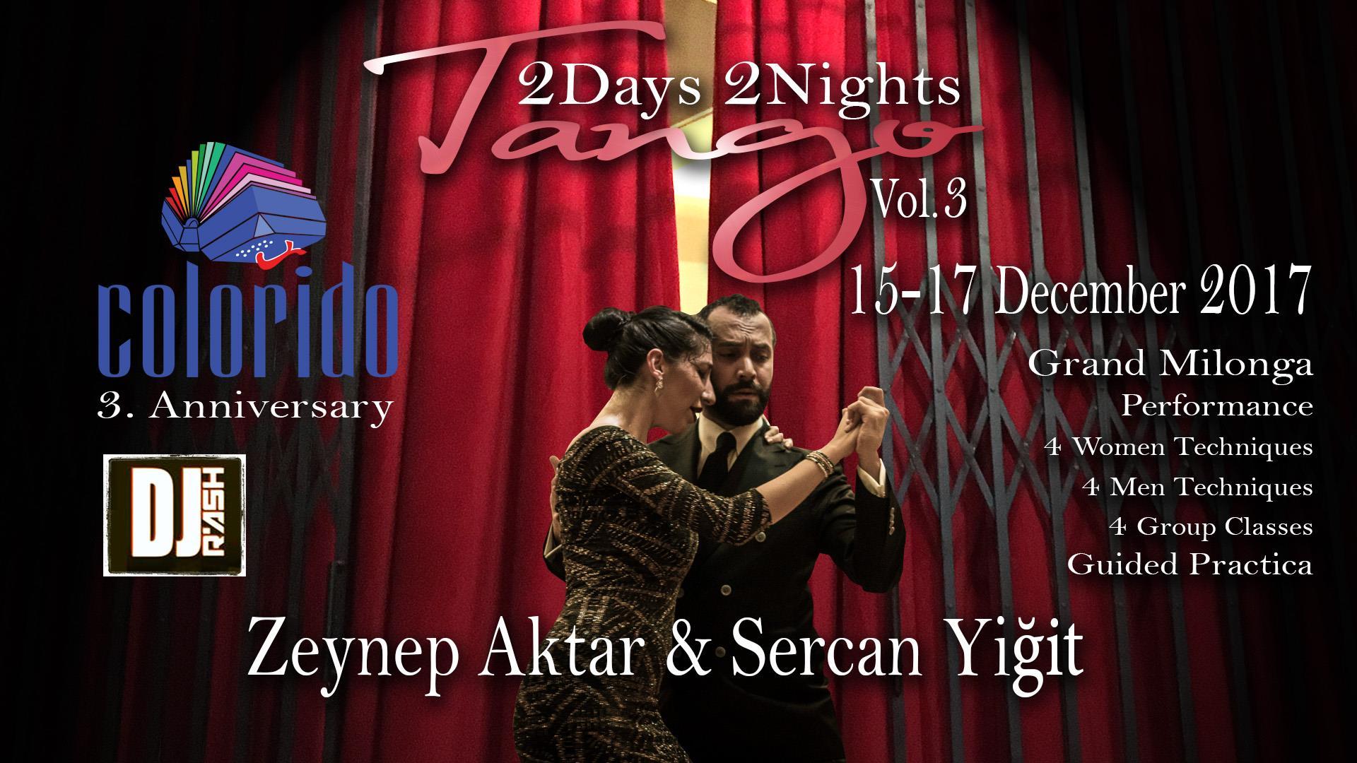 2Days 2Nights Tango