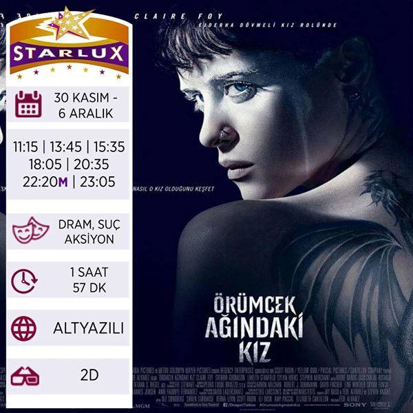Киноафиша на 30 ноября - 6 декабря