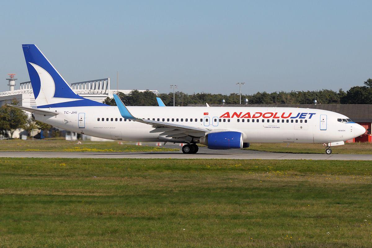 Anadolu Jet начнет летать на Северный Кипр