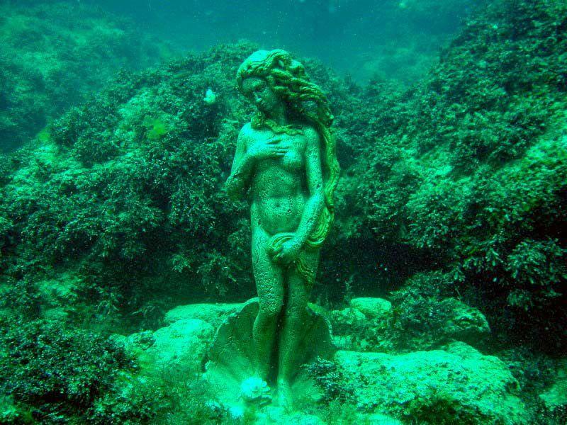 В планах Кипра - подводный музей