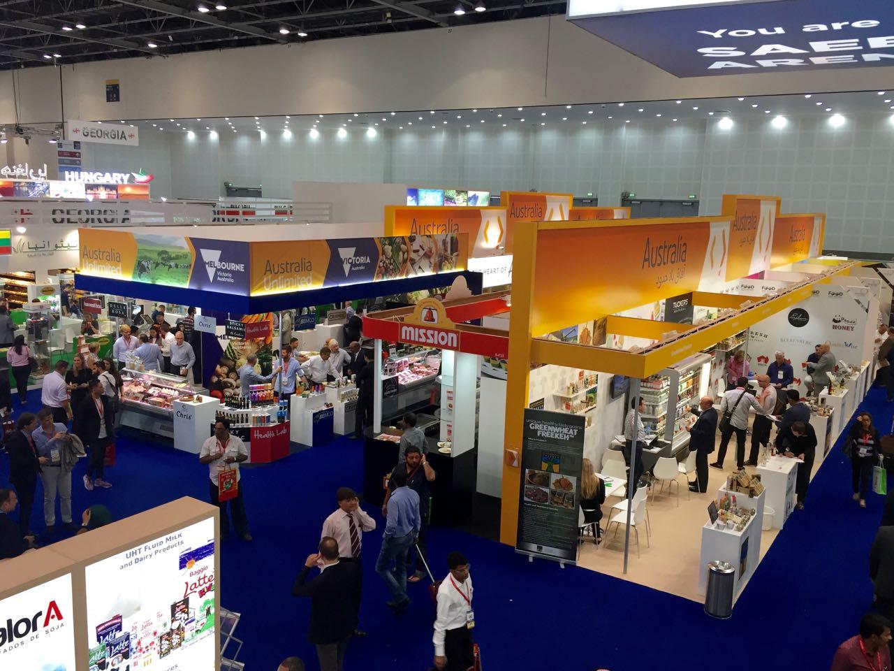 ТРСК принимает участие на крупнейшей выставке в Дубае