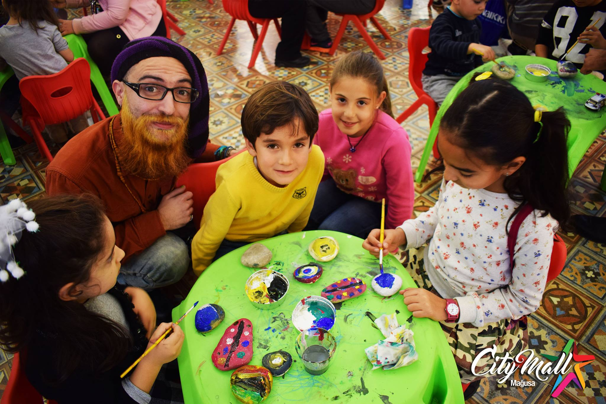 Детские выходные в CityMall