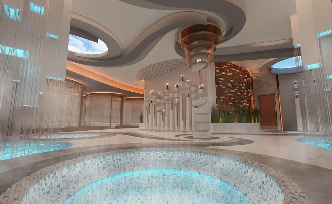 Spa в отеле Kaya Palazzo Hotels