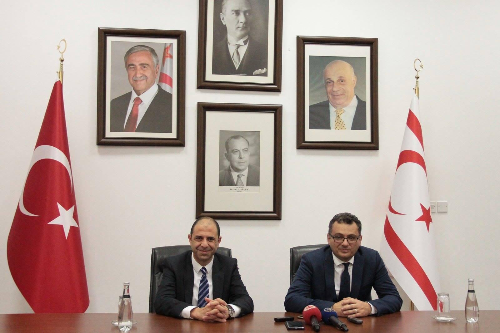Премьер-министр ТРСК встретится с президентом Турции