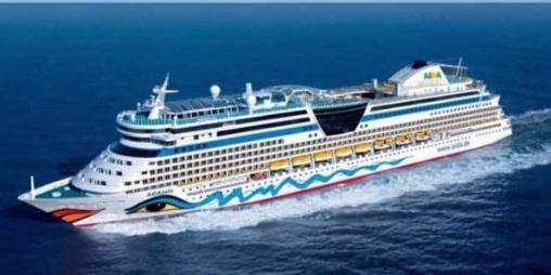 Порт Лимасола принял роскошный круизный лайнер