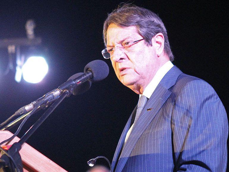 Президент Республики Кипр заявил о готовности продолжить переговоры по урегулированию