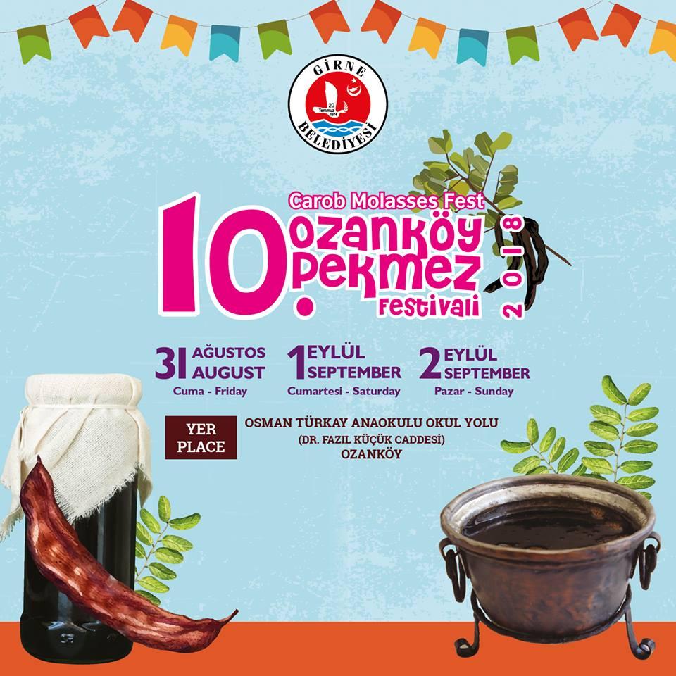 10-й фестиваль пекмеза