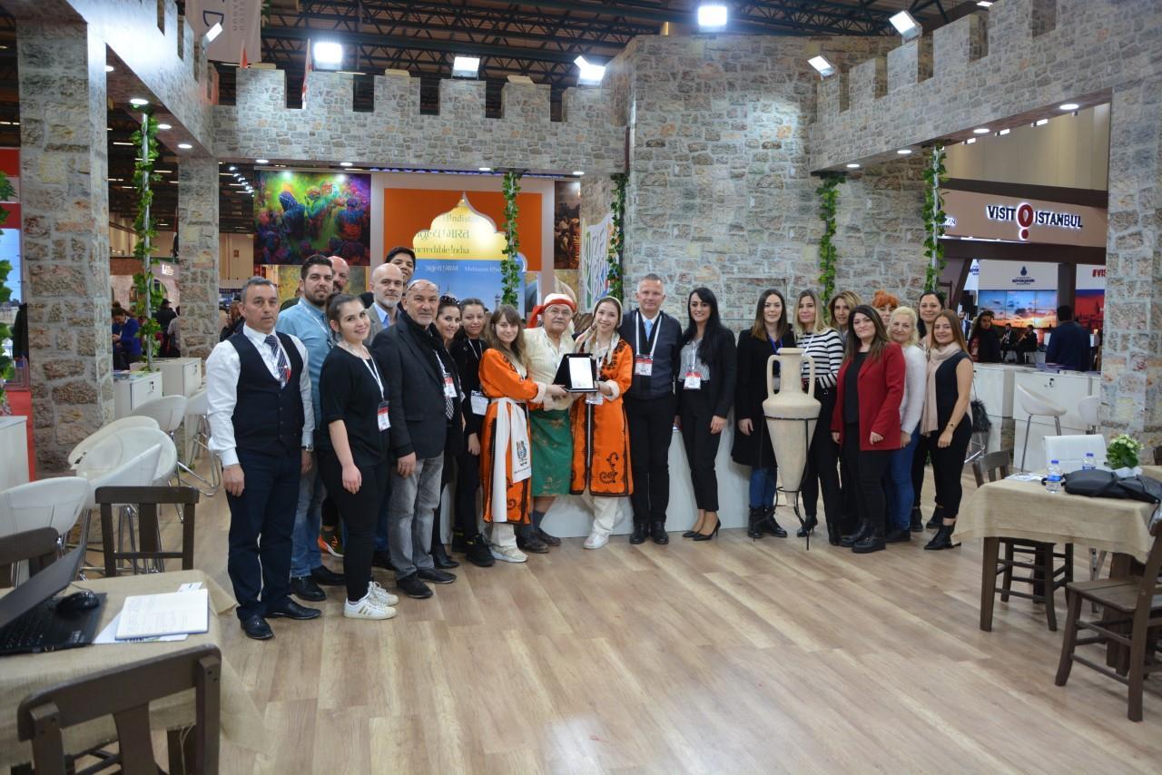 Павильон Северного Кипра в третий раз подряд признан лучшим на ярмарке EMITT