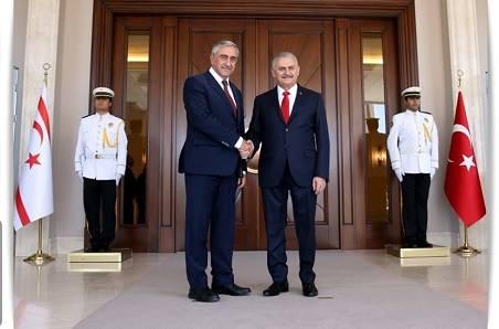 Акынджи отправился в Турцию на встречу с Эрдоганом