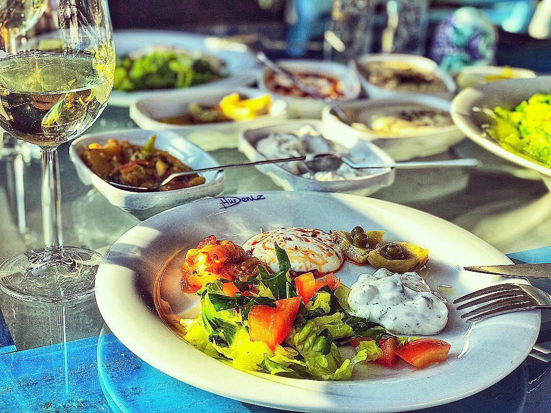 Рыбный ресторан Hürdeniz Kale Arkası