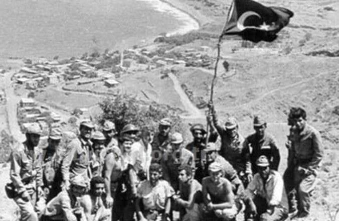 54-я годовщина сопротивления при Эренкёй
