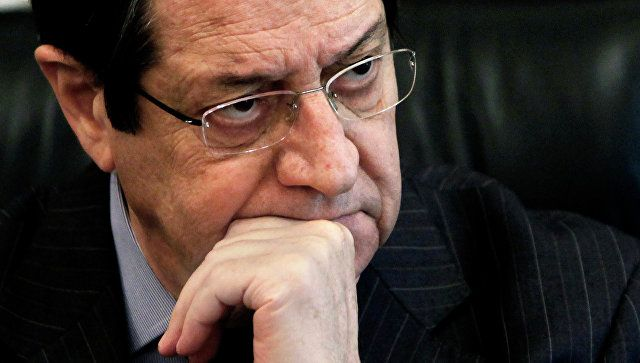 Президент Кипра обвинил спецсоветника генсека ООН Эйде во лжи
