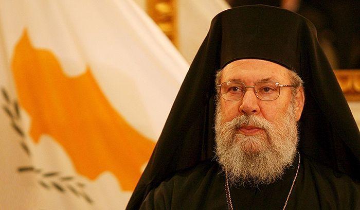 Архиепископ Хризостом призвал снять с должности Эспена Барта Эйде