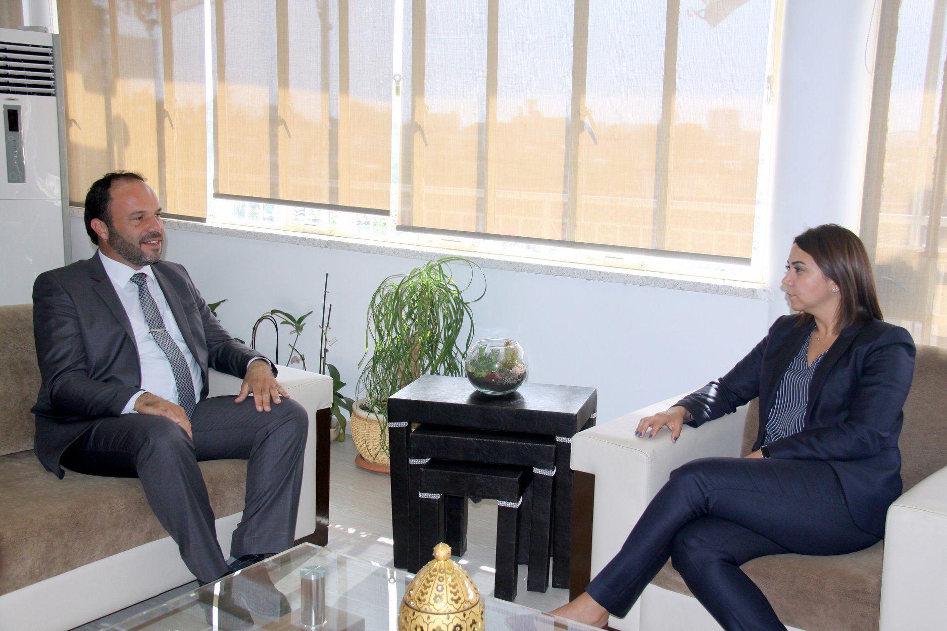 Байбарс: «Искеле активно развивается и становится центром притяжения туристов и киприотов»