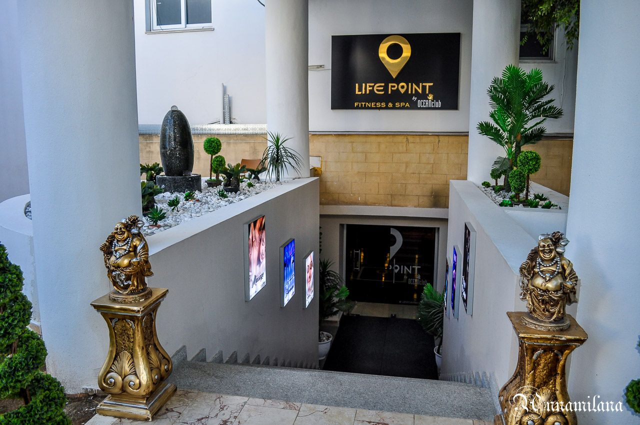 SPA «Life Point Fitness & Spa & Pool»