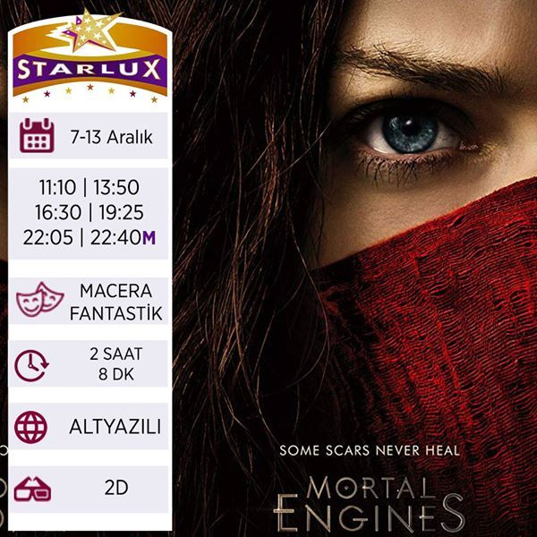 Киноафиша на 7-13 декабря