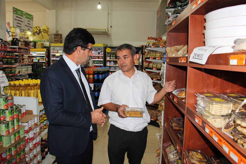 Министерство экономики проверило ценообразование в супермаркетах Северного Кипра