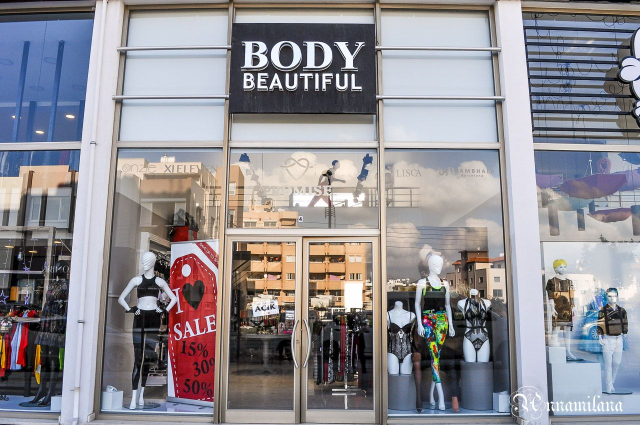 Магазин «Body Beautiful»
