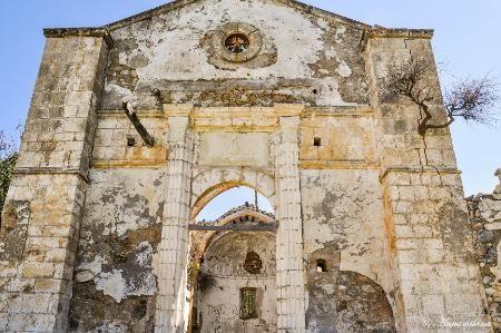 Синайский Монастырь в Каршияке