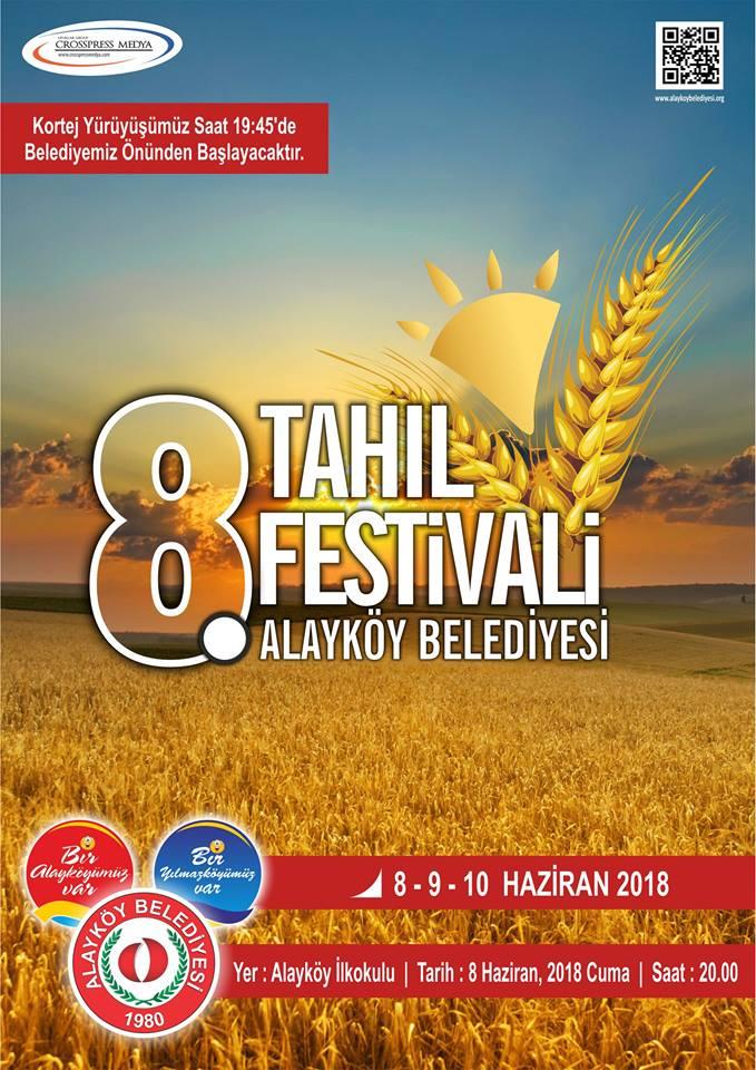 Программа 8-го фестиваля зерновых культур