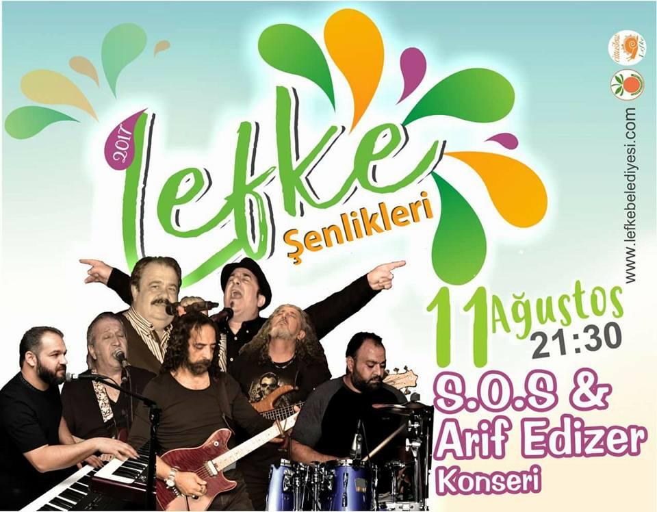 Фестиваль в Лефке