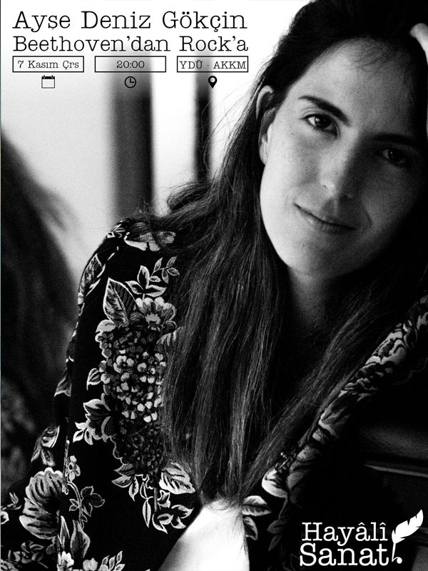 Ayşe Deniz с программой Бетховен - Рок