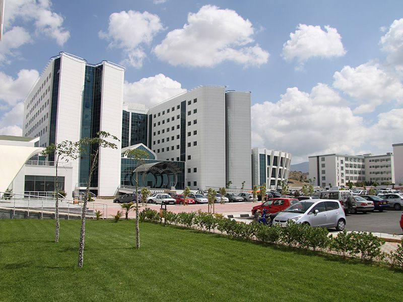 Больница Near East University