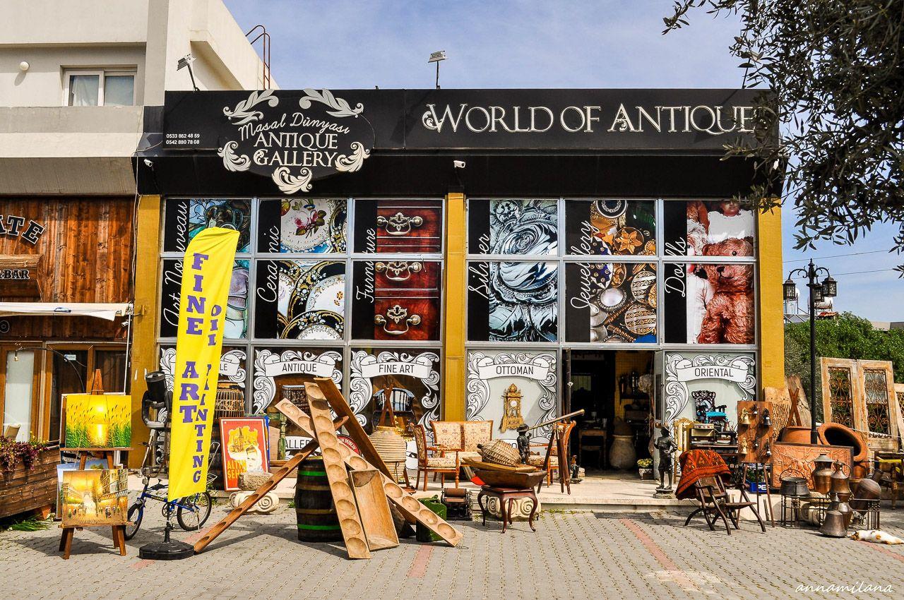World of Antique