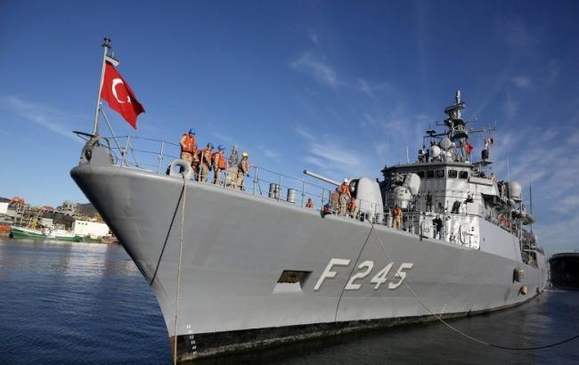 Турция создаст военно-морскую базу на Северном Кипре