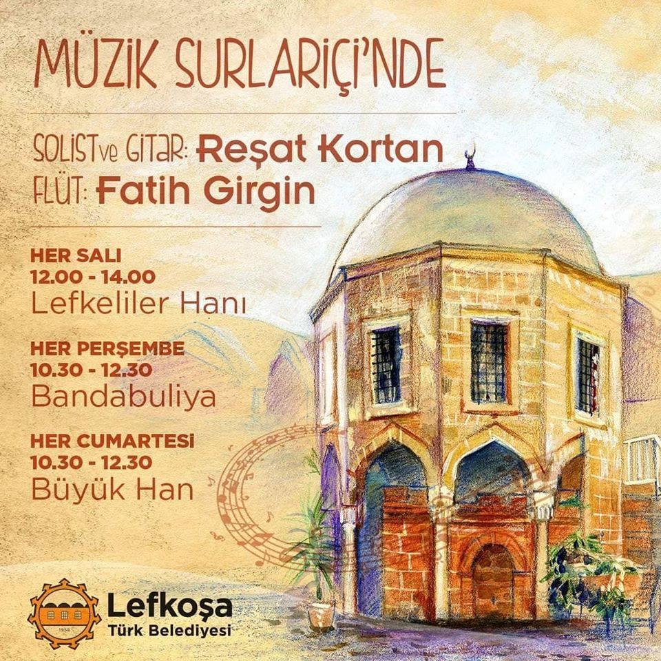 Музыка в городских стенах Лефкоши