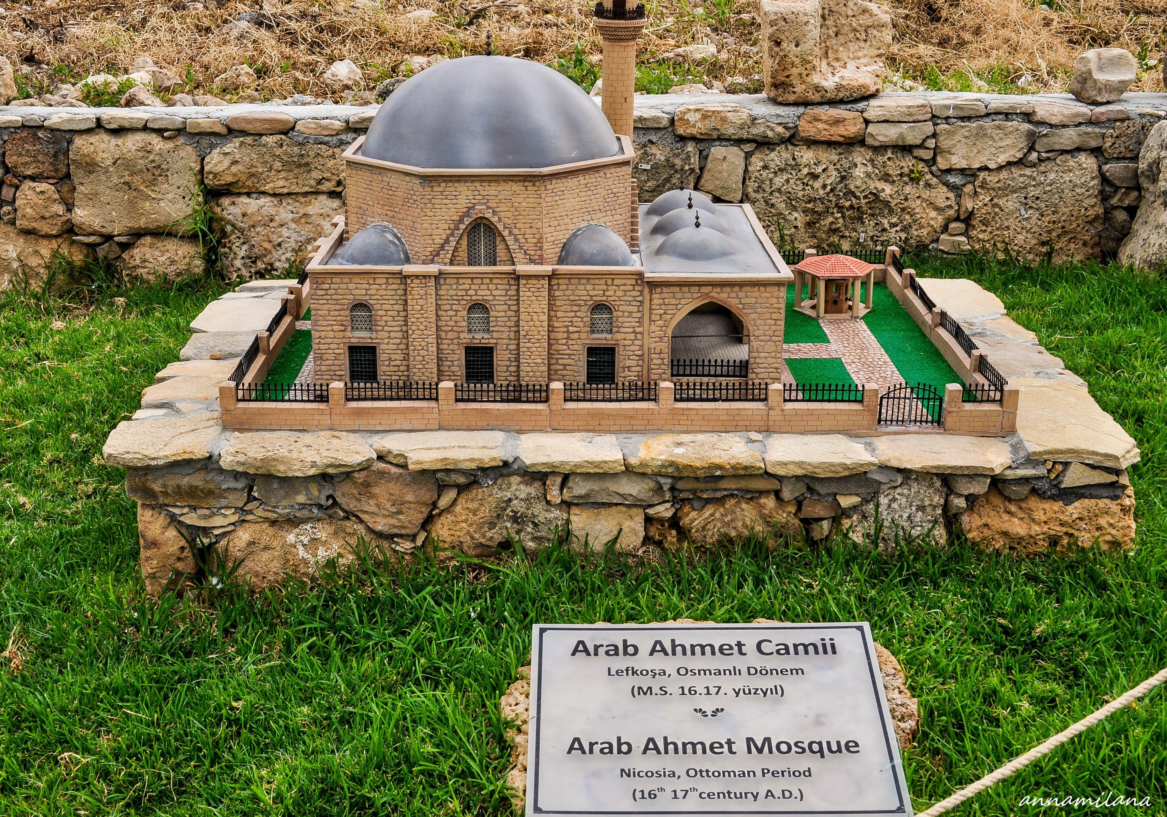 Режим работы музеев на Северном Кипре