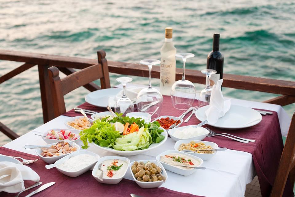 Ресторан Calamari A'la Carte